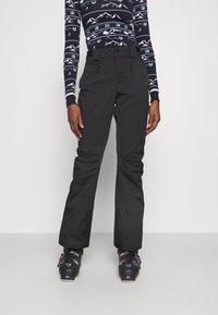 The North Face - LENADO PANT - Snow pants - black - 0