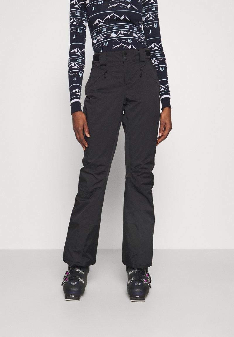 The North Face - LENADO PANT - Snow pants - black