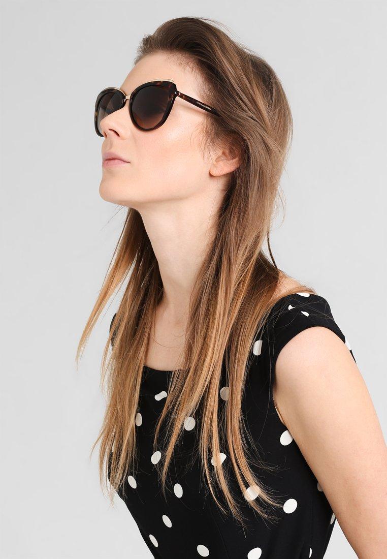 Dolce&Gabbana - Sonnenbrille - braun