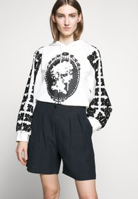 McQ Alexander McQueen - TROUSERS - Shorts - deep ink