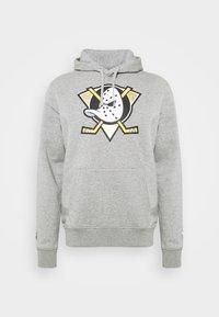 Fanatics - NHL ANAHEIM DUCKS MID ESSENTIALSSECONDARY COLOUR LOGO GRAPHIC  - Sweatshirt - sports grey - 5