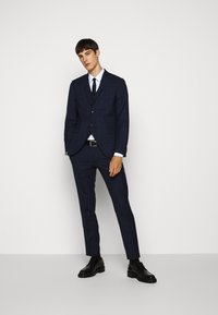 Tiger of Sweden - TORD - Suit trousers - dark blue - 1