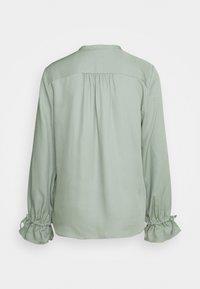 Bruuns Bazaar - PRALENZA MARIBEL - Blouse - jade green - 1