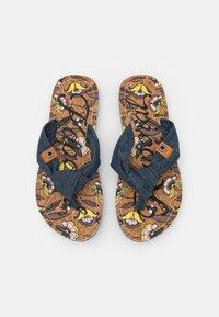 Kaporal - TAKINE - T-bar sandals - jeans - 0