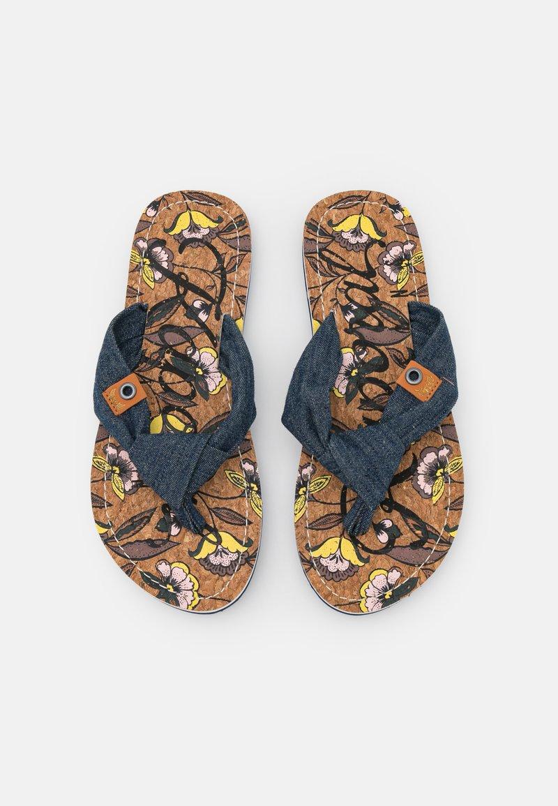 Kaporal - TAKINE - T-bar sandals - jeans