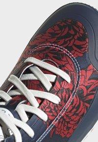 adidas by Stella McCartney - ADIDAS BY STELLA MCCARTNEY TREINO MID-CUT PRINT SHOES - Sneakers alte - blue - 7