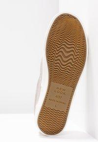 New Look - MIZARD - Nazouvací boty - mid grey - 6
