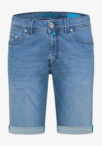 Pierre Cardin - Denim shorts - blue - 5