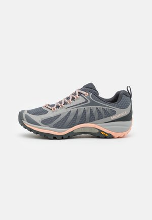 SIREN EDGE 3 - Hiking shoes - paloma/peach