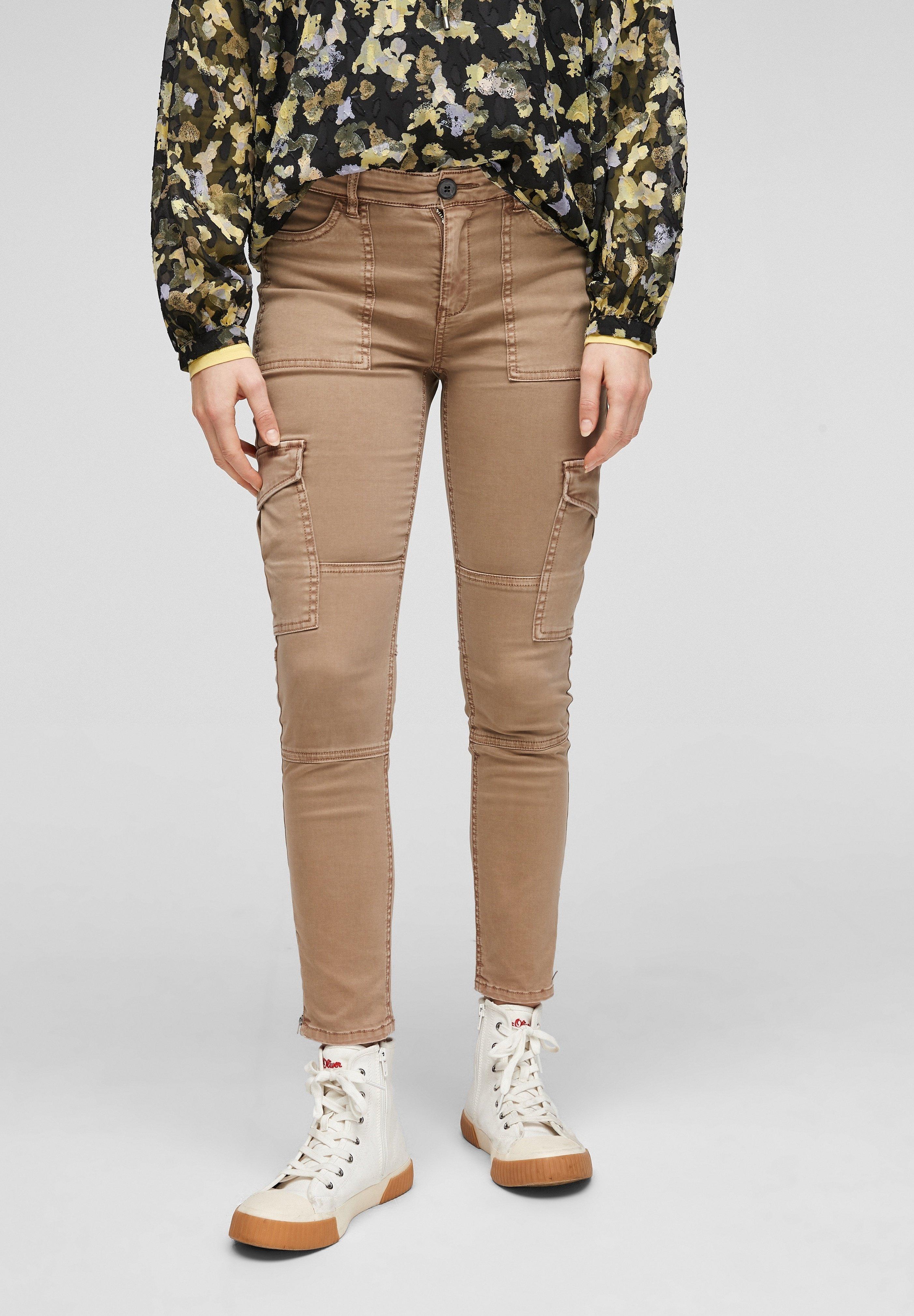 Femme SKINNY FIT - Pantalon cargo