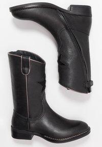 Hip - Cowboy/Biker boots - black - 1