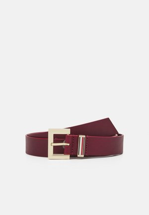 SQUARE BELT - Belt - purple