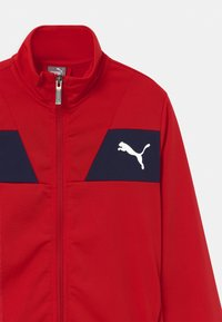 Puma - POLY SET UNISEX - Tracksuit - high risk red - 3