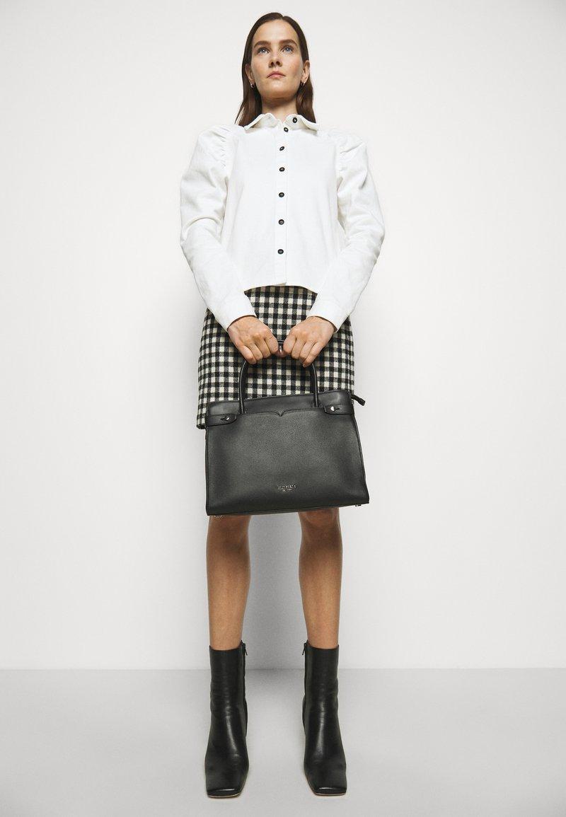 kate spade new york - LARGE SATCHEL - Handbag - black
