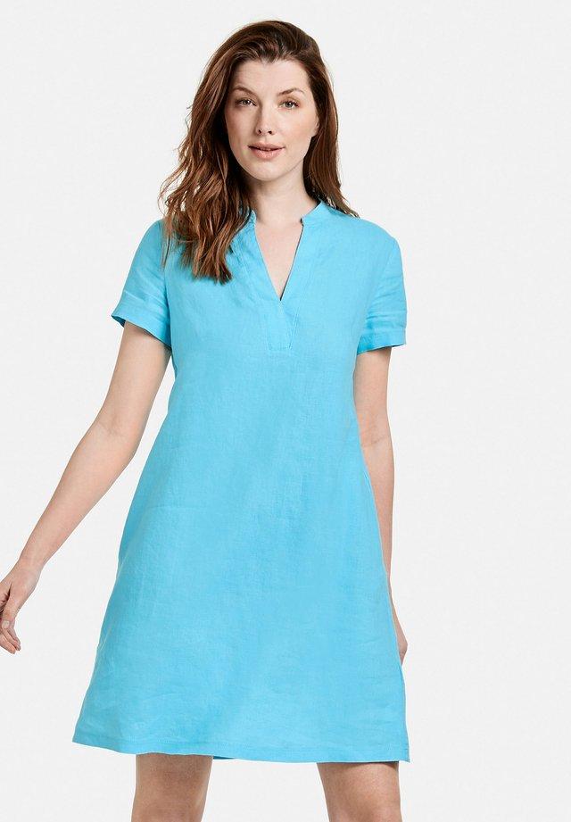 Korte jurk - blue curacao