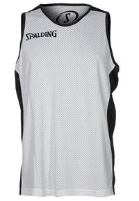 Spalding - ESSENTIAL REVERSIBLE - Top - black/white - 5