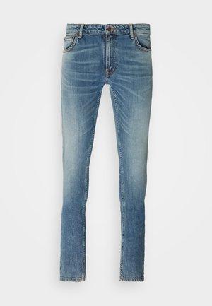 SKINNY LIN UNISEX - Jeans slim fit - ecru dream