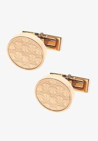 DAVIDOFF - Cufflinks - rose gold-coloured - 0