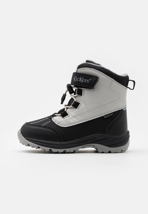 JUMP WPF UNISEX - Zimní obuv - argent/noir