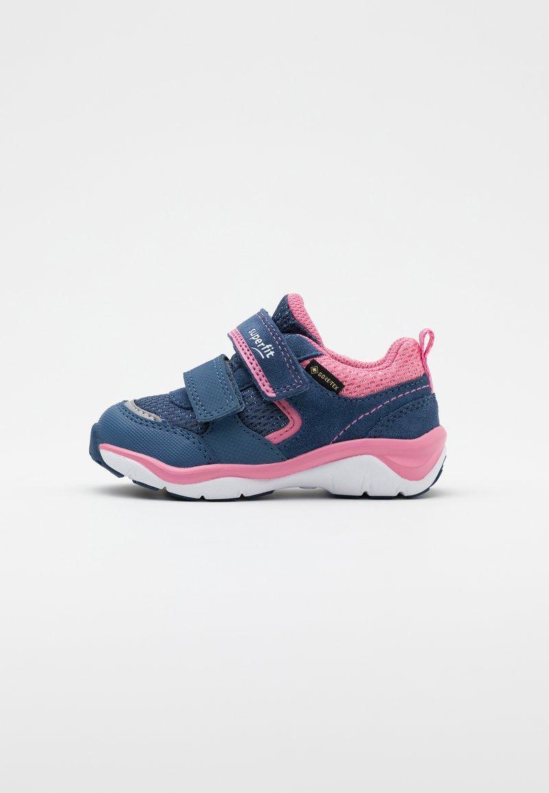 Superfit - SPORT5 - Trainers - blau/rosa