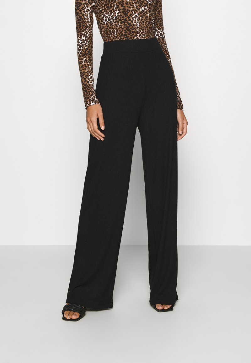 KENDALL + KYLIE - Trousers - black