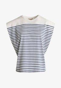Salsa - SAMARA  - Print T-shirt - blau - 4