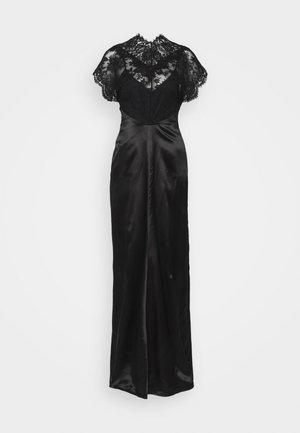LACE TOP FLOORLENGTH DRESS 2-IN-1 - Occasion wear - black