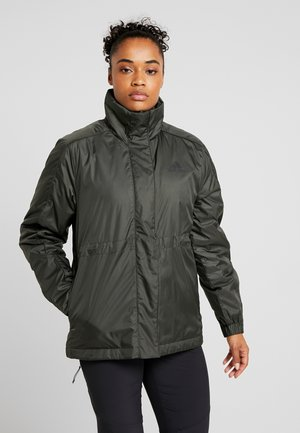 INSULATED OUTDOOR FILLED THIN JACKET - Vinterjakke - legend earth