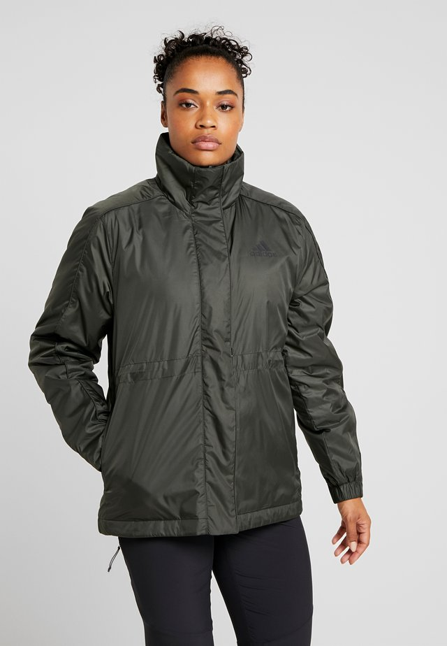 INSULATED OUTDOOR FILLED THIN JACKET - Winter jacket - legend earth