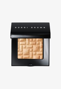 Bobbi Brown - HIGHLIGHTING POWDER - Highlighter - d8a06d moon glow - 0