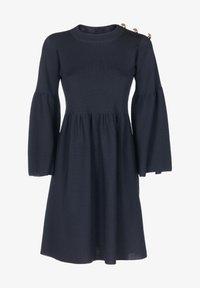 Luisa Spagnoli - MEMORY - Jumper dress - nero - 4
