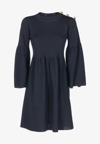 MEMORY - Jumper dress - nero