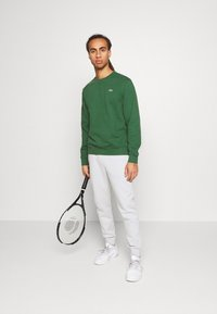 Lacoste Sport - CLASSIC - Mikina - green - 1