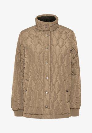 KASALLE  - Winter coat - tannin