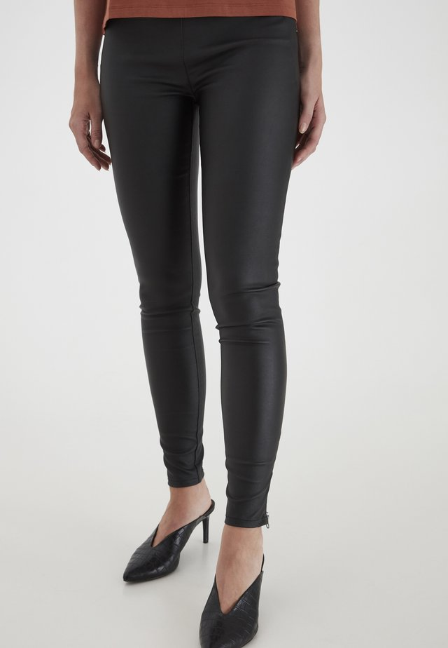 Leggingsit - (noos) black