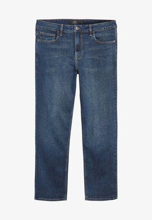 WITH STRETCH - Jeans a sigaretta - blue denim