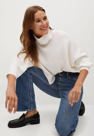 CARAVAN - Sweter - beige