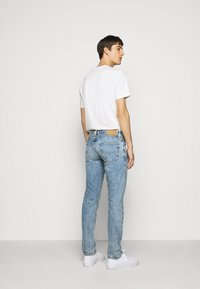 Polo Ralph Lauren - SULLIVAN SLIM FADED JEAN - Jean bootcut - liem wash - 2