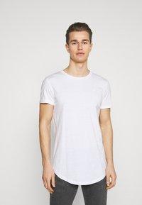 TOM TAILOR DENIM - 7 PACK  - T-shirt - bas - black - 1