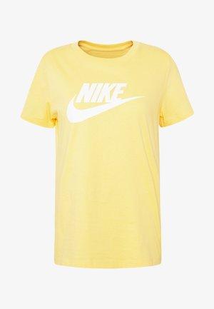 TEE ICON FUTURA - Print T-shirt - topaz gold