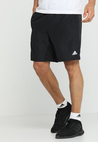 adidas Performance - KRAFT AEROREADY CLIMALITE SPORT SHORTS - Korte broeken - black - 0