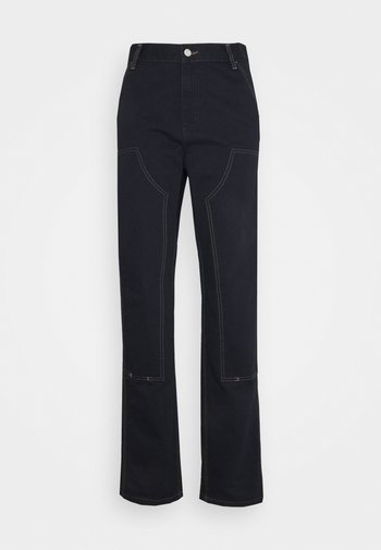 MIGGY DOUBLE KNEE PANT - Relaxed fit jeans - astro
