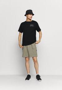 Dickies - SLIDELL - T-shirt imprimé - black - 1