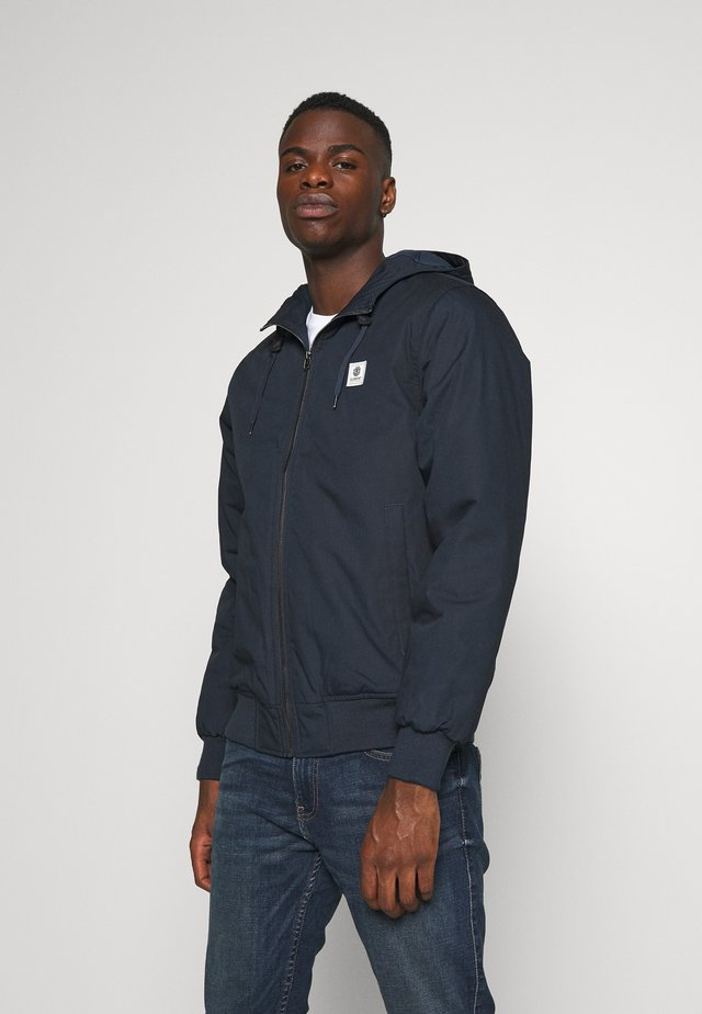 DULCEY - Winter jacket - eclipse navy