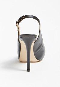 Guess - High heeled sandals - black - 3