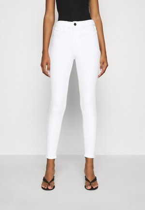 SKINNY JEANS - Jeans a sigaretta - white