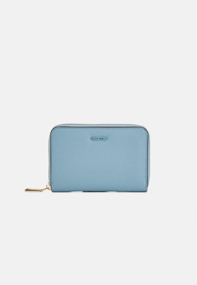 WALLET BASIC JUNGLE S - Wallet - blue