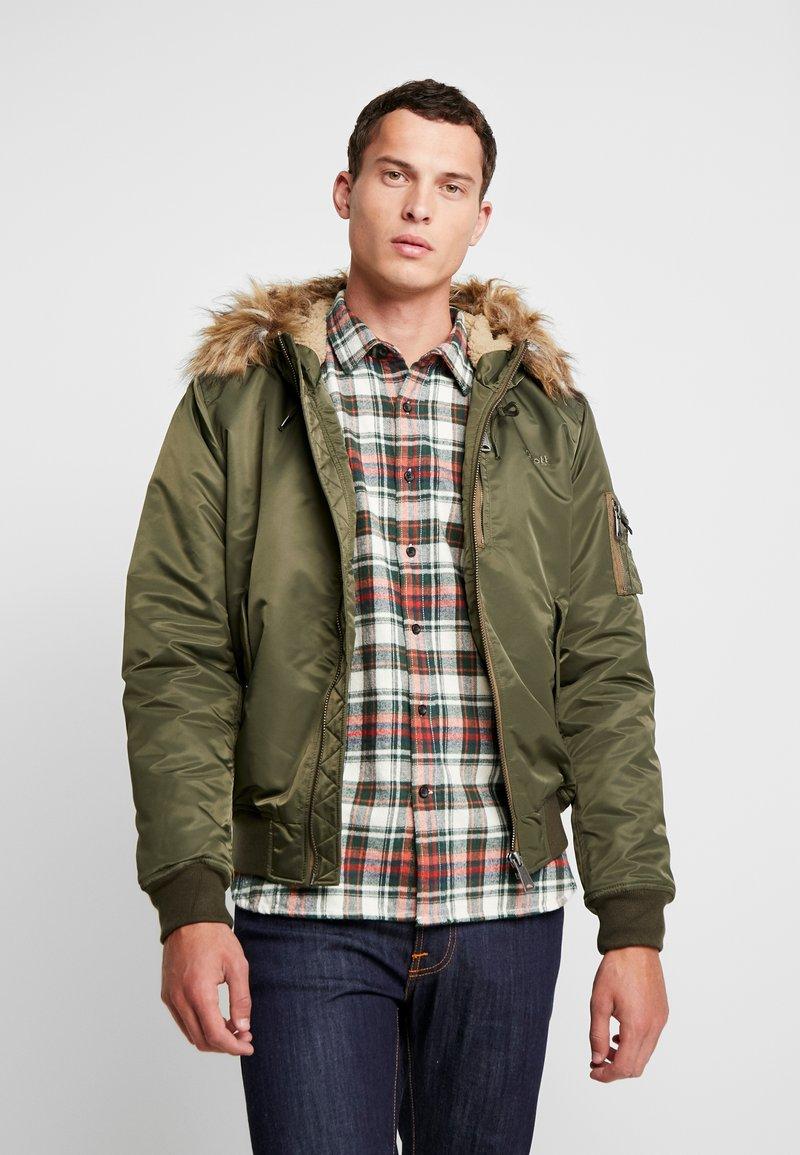 Schott - Light jacket - khaki