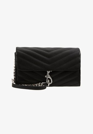 EDIE WALLET ON CHAIN - Peněženka - black
