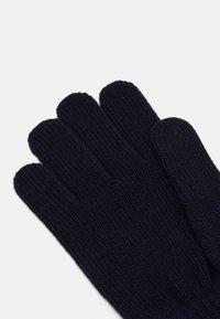 Carhartt WIP - WATCH GLOVES UNISEX - Gloves - dark navy - 1